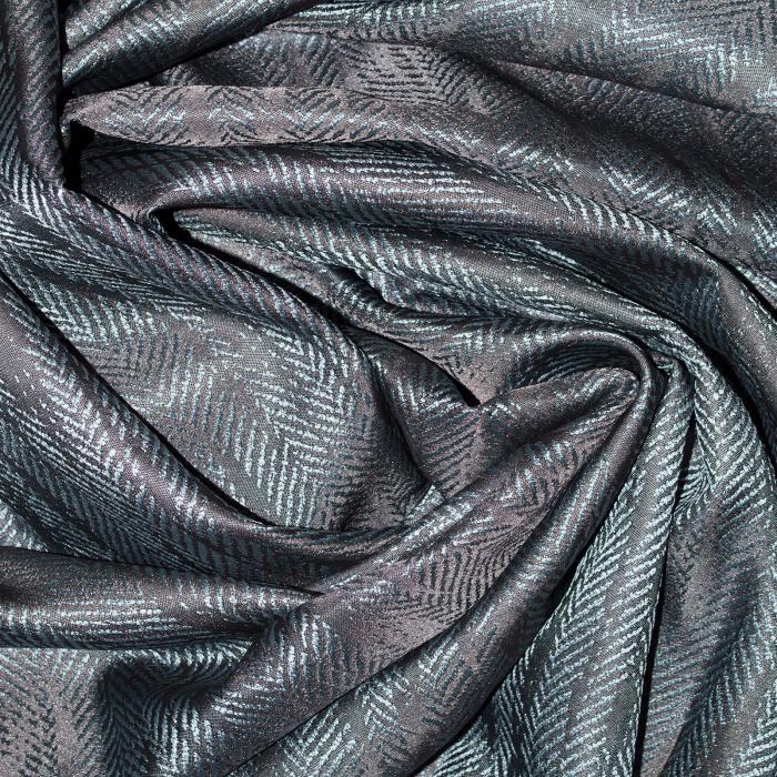 Set draperii marin, 2*170x243 cm 1