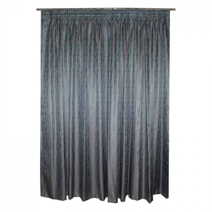 Set draperii marin, 2*170x243 cm 3