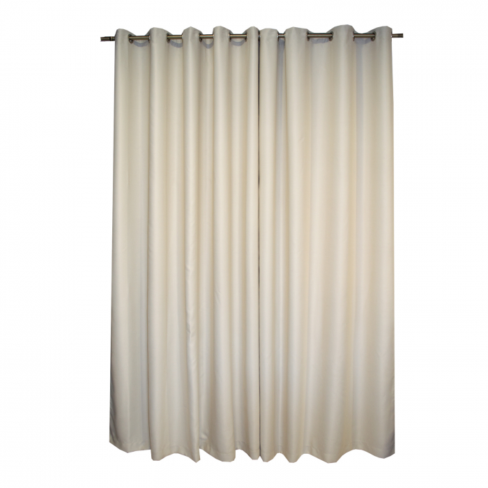 Set draperii Velaria blackout gri, 2*160x265 cm 2