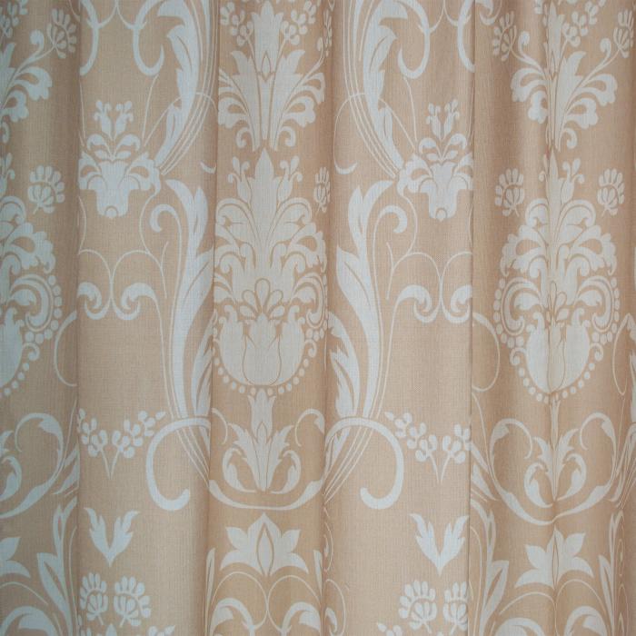 Set draperii Velaria in cu model, 2*190x245 cm 2