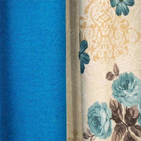 Set draperii Velaria blue, 300 x 260 cm 2
