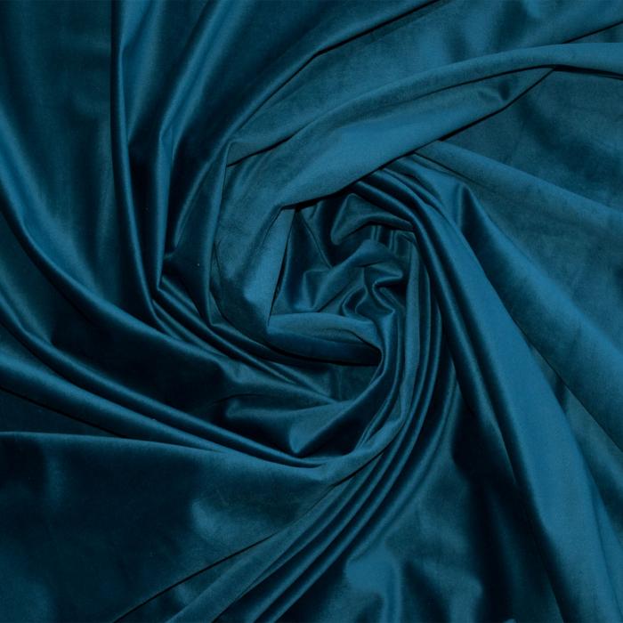 Set draperii Velaria catifea marin, 2x165x260 cm 1