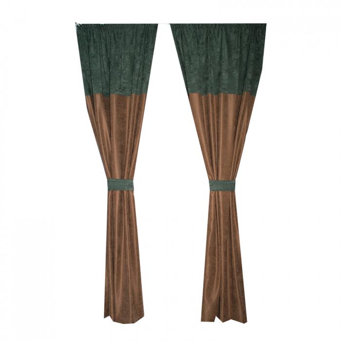 Set draperii Velaria, 2*140x230 cm 2