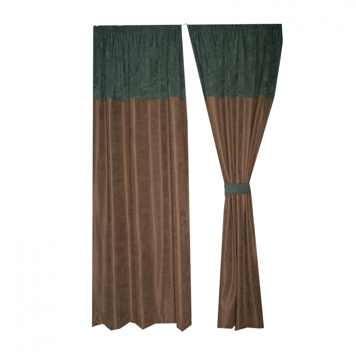 Set draperii Velaria, 2*140x230 cm 0