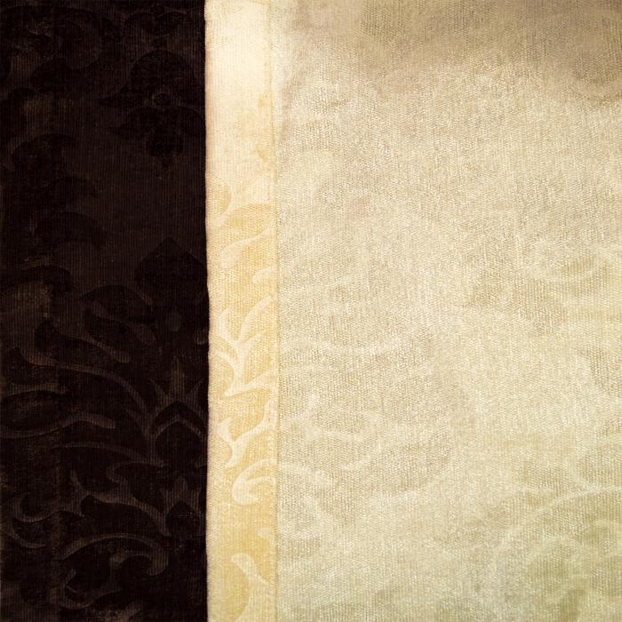 Set draperii Velaria unt-wenge, 2x115x235 cm 4