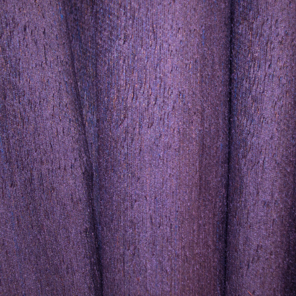 Set draperii Velaria flori mov, diverse dimensiuni 3