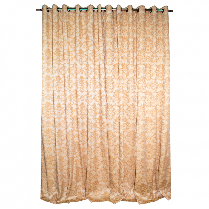 Set draperii Velaria tafta model baroc 3D, 2X175X275 cm 1