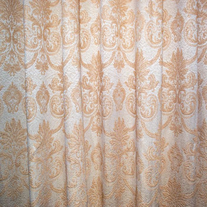 Set draperii Velaria tafta model baroc 3D, 2X175X275 cm 2