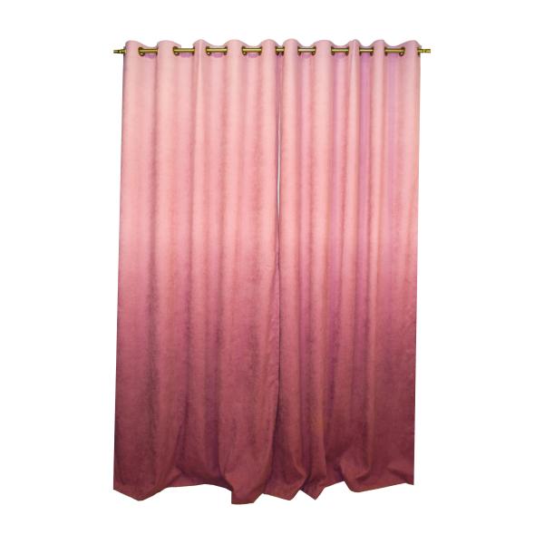 Set draperii Velaria hazel degrade roz, diverse dimensiuni 1