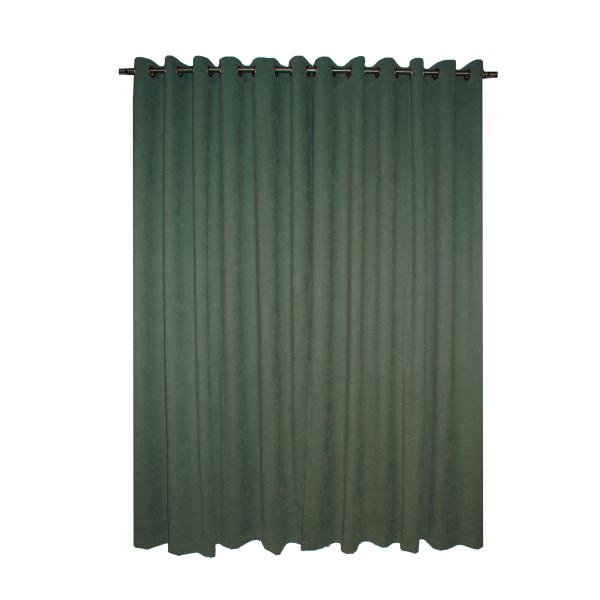 Set draperii Velaria verde inchis, diverse dimensiuni 1