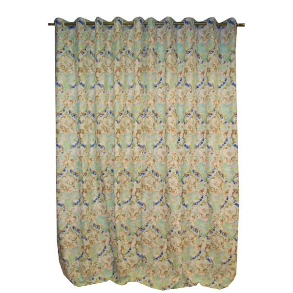 Set draperii Velaria baroc cu bleo, 2 x 140 x 270 cm 1