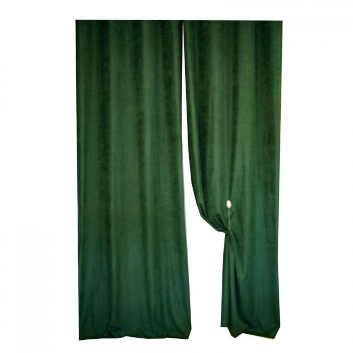Set draperii Velaria milas verde [0]