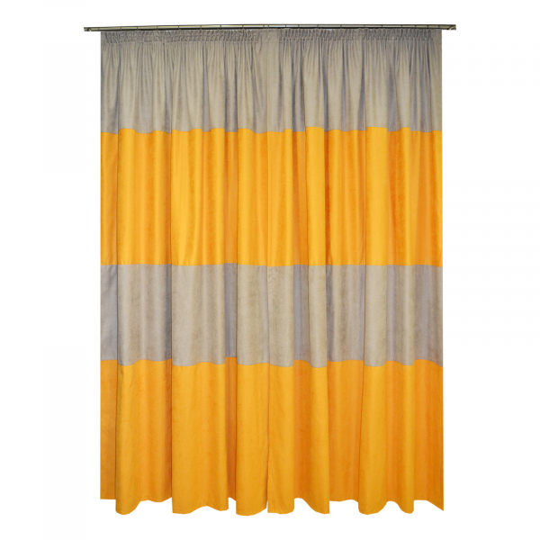 Set draperii Velaria orange, 2x170x235 cm 1
