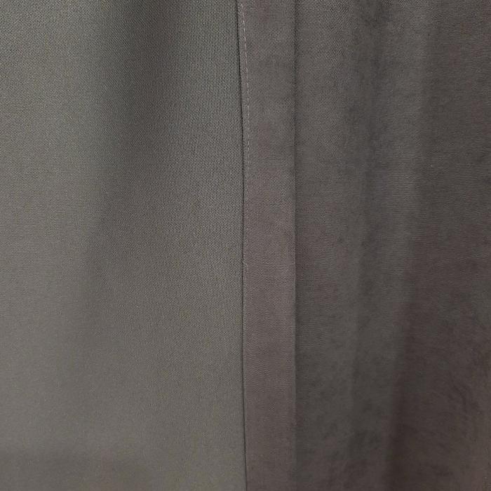 Set draperii Velaria gri-roz, 2x160x235 cm [4]