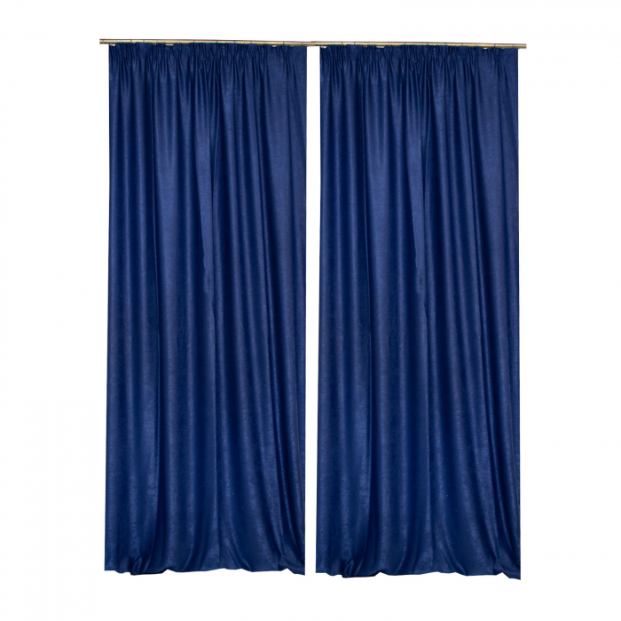 Set draperii Velaria soft albastru [0]