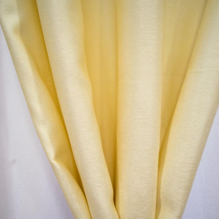 Set draperii Velaria soft unt, 2*115x245 cm 1