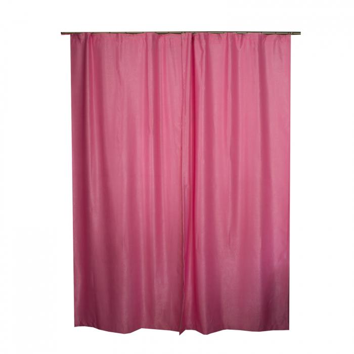 Set draperii Velaria soft roz, 2*110x245 cm 2