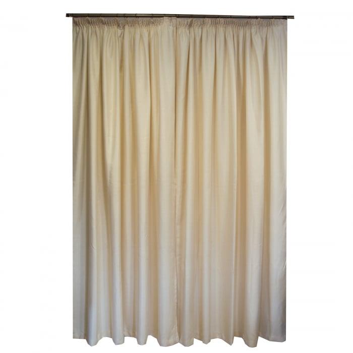 Set draperii Velaria in rustic unt, 2*220x250 cm [0]