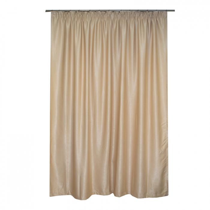 Set draperii Velaria soft grej, 2*190x245 cm 1