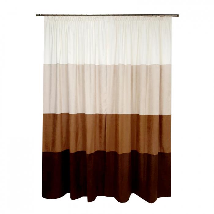 Set draperii Velaria degrade, 2x135x235 cm 1
