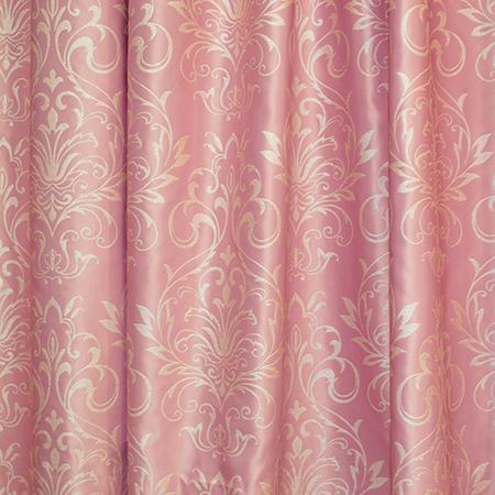 Set draperii Velaria tafta roz pictata, diverse dimensiuni [3]