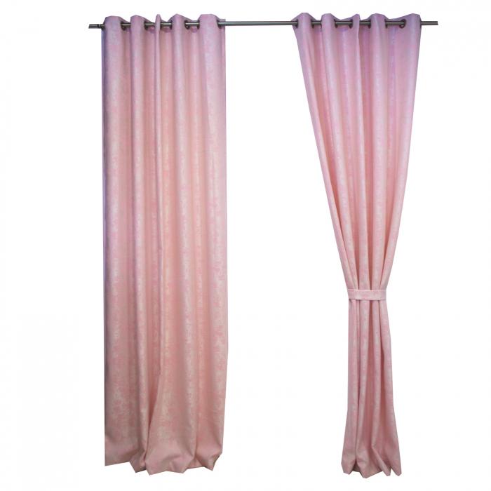 Set draperii Velaria Asos roz 2