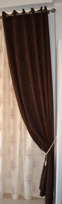 Draperie Velaria culoare wenge [2]
