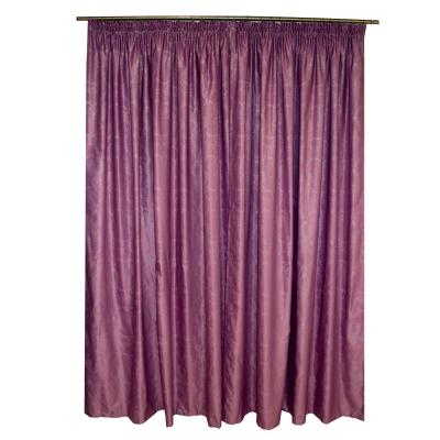 Set draperii Tafta mov, 2x185x245 cm1