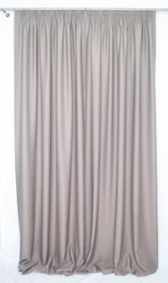 Draperie Velaria Alexander culoare nuca 300cm latime1
