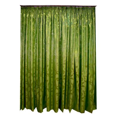 Draperie  jacard just verde 525x245 cm0