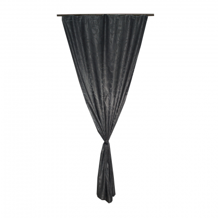 Draperie Velaria jacard linii gri, 125x245 cm3