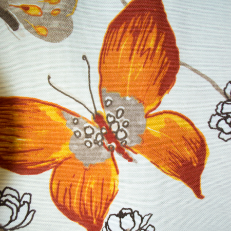 Draperie Velaria teflonata fluturi, diverse culori1