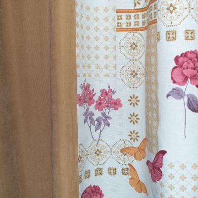Set draperii Velaria fori grena, 2x135x260 cm2