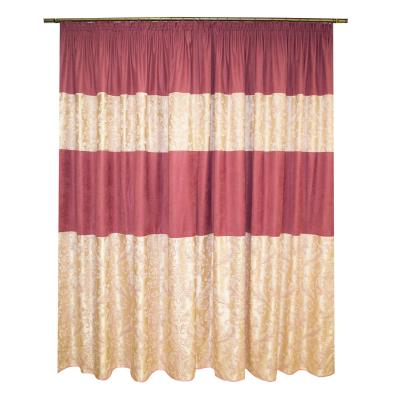 Set draperii sama roz, unicat, 2x160x220 cm1
