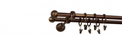 Galerie dubla culoare bronz patina fi16 [3]