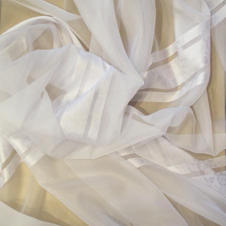 Perdea Velaria voal Elizabeth alb, 380x260 cm1