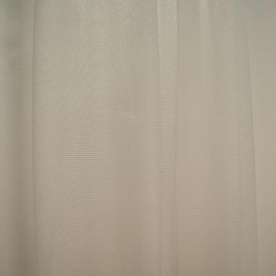 Perdea din tiul alb cu parte florala, 180x160 cm1