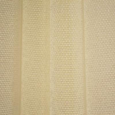 Perdea pirilty ivoire cu fir brodat, verde, 315x195 cm [1]