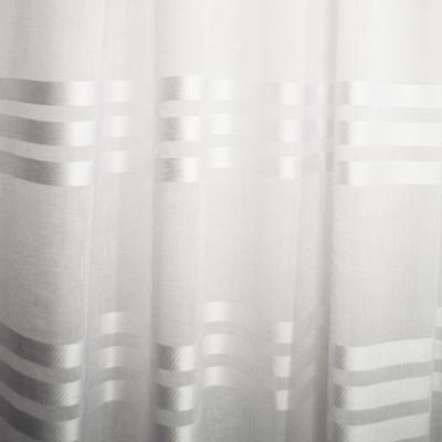 Perdea bandsave alb, 260x245 cm2