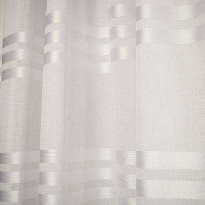 Perdea bandsave alb, 260x245 cm1