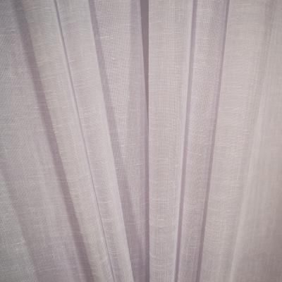 Perdea Velaria in simplu alb1