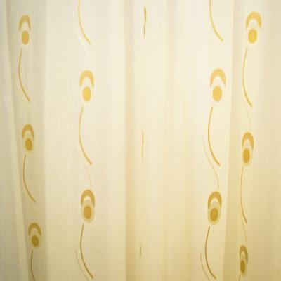 Perdea supersable cerc beige, 420x245 cm1