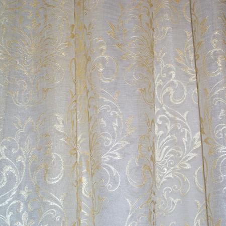 Perdea Velaria baroc auriu1