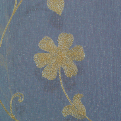 Perdea Velaria cu floare bej, diverse dimensiuni1