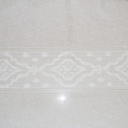 Perdea Velaria Betice alb, 185x160 cm [2]