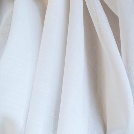 Perdea Velaria in sude heavy alb, 230x240 cm [3]