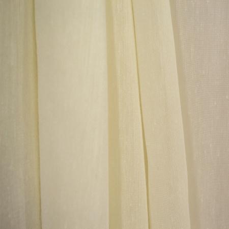 Perdea Velaria ivory cu banda roz, 440x165 cm4