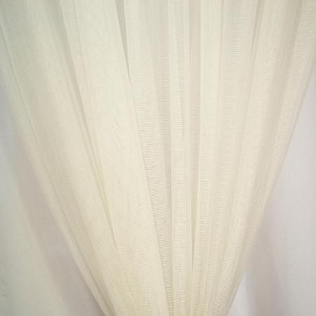 Perdea Velaria in rar cu bordura bej, 290x255 cm3