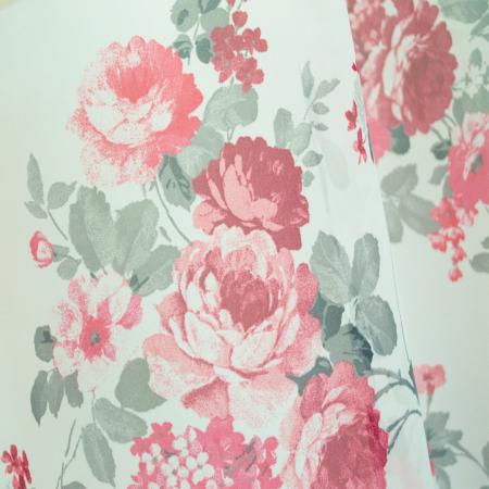 Perdea Velaria liliac roz, 150x165 cm2