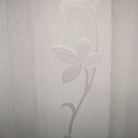 Perdea Velaria sable Floare alba [0]